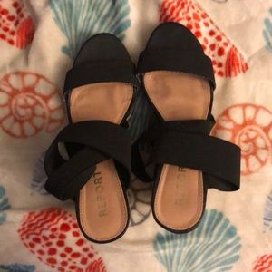 Black Report wedges